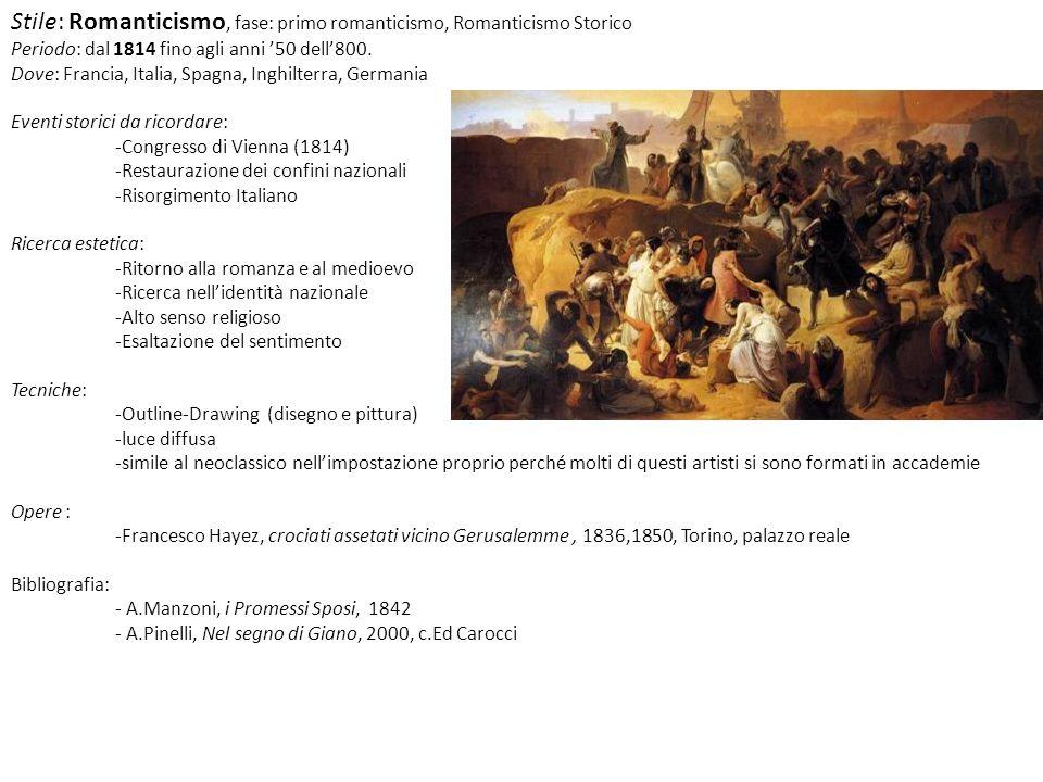 Stile: Cubismo (il termine deriva) Periodo: dal 1907 al 1909 (protocubismo); dal 1909 al 1911 (cubismo analitico); dal 1912 al 1914 (cubismo sintetico) Dove: Parigi Eventi storici da ricordare: - 1906, esposizione delle Grandi Bagnanti di Cezanne.