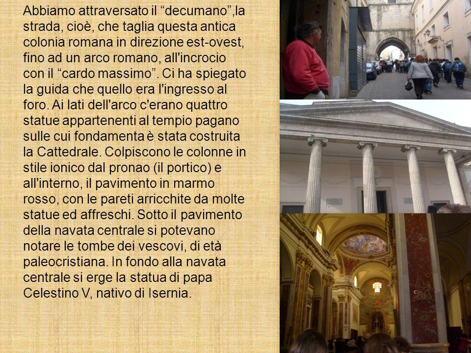 Papa Celestino V diventò santo dopo cinque mesi di pontificato, al secolo Pietro da Morrone divenne monaco benedettino alletà di 17 anni.