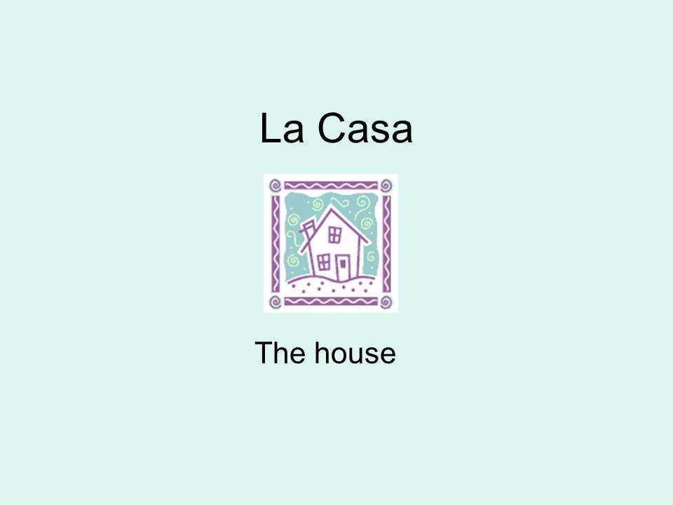 Le case: La casa / il villino Il palazzo Lappartamento (il piano, lascensore)