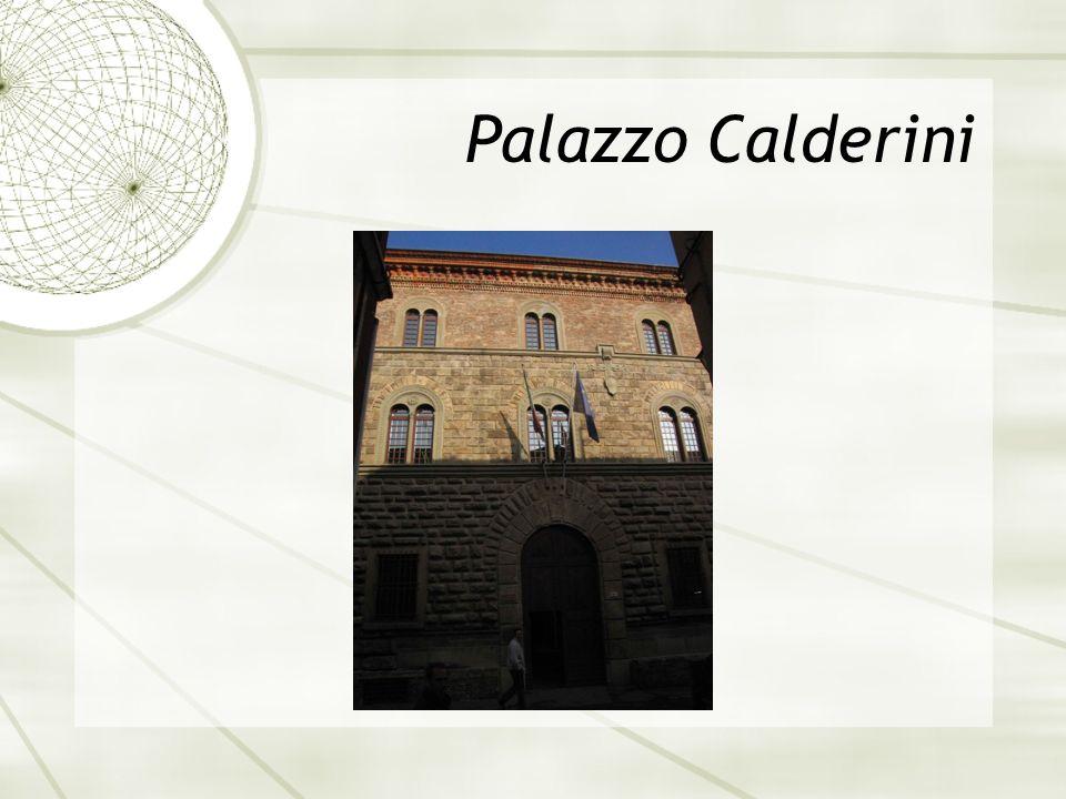 Palazzo Calderini