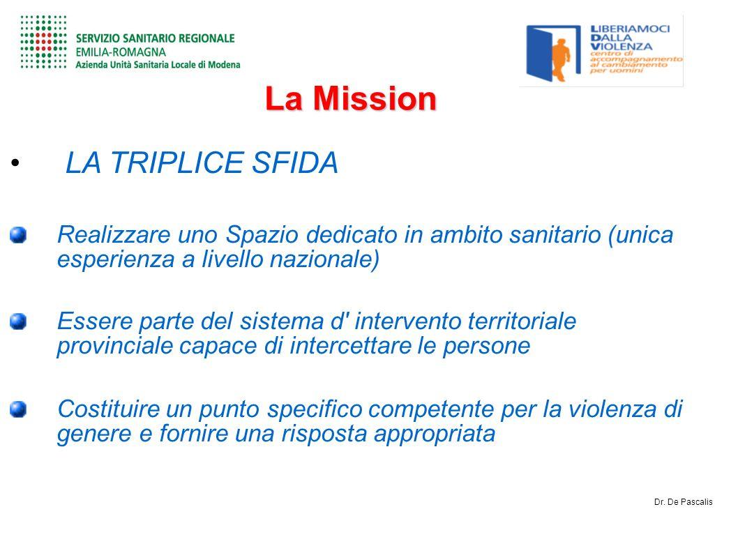 Le 4 FASI del percorso di LDV Attenzione sulla violenza Lobiettivo esplicito dei primi incontri è la descrizione precisa e dettagliata delle azioni violente.