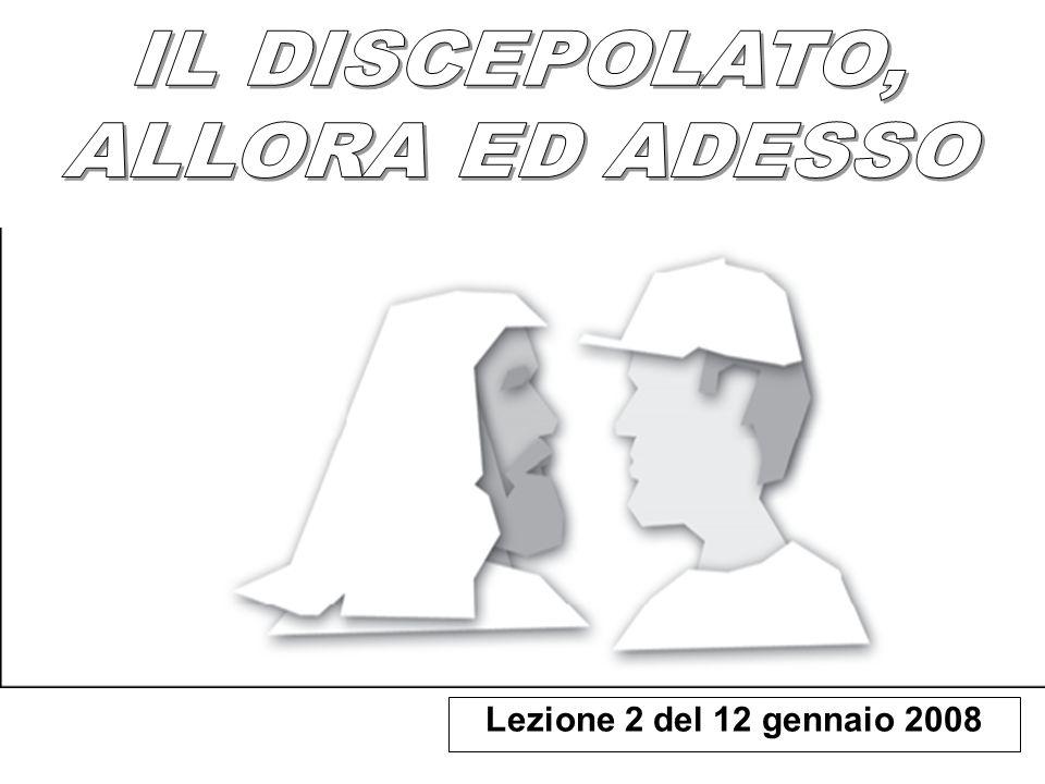 Lezione 2 del 12 gennaio 2008