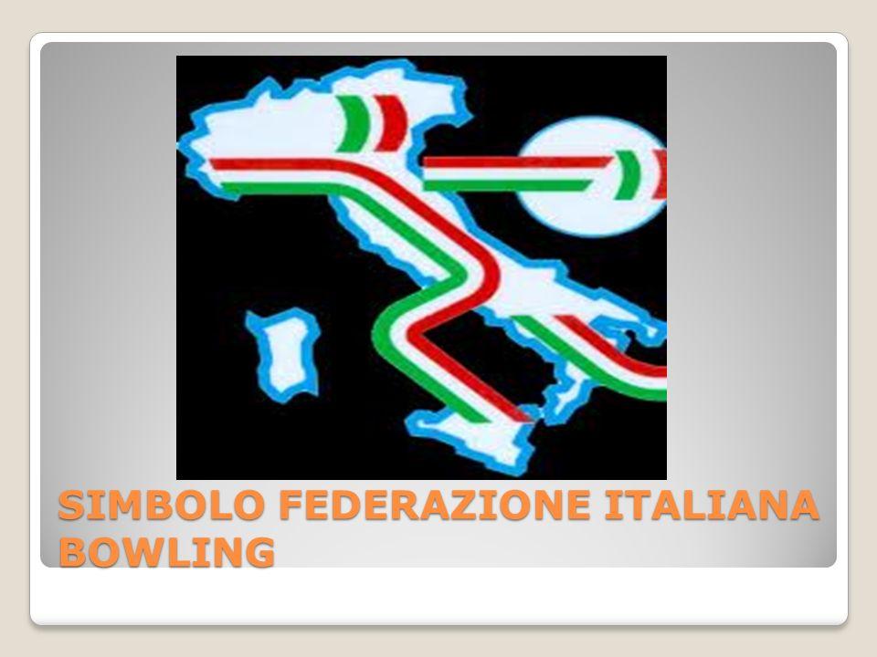 SIMBOLO FEDERAZIONE ITALIANA BOWLING