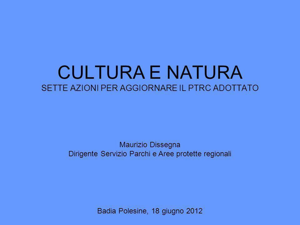 No alla natura come cultura dellabbandono.