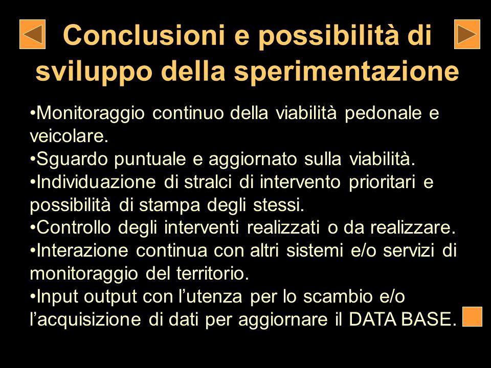 (SIT) Sistema Informativo Territoriale Geo-referenziazione degli edifici delle barriere, degli interventi.