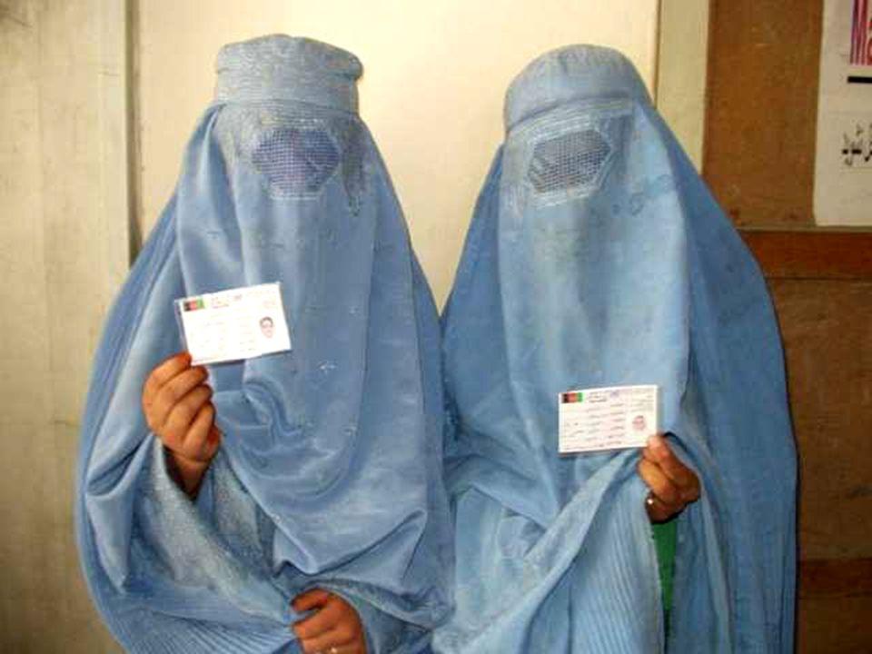 Identificazione di una donna Che identità hanno ?