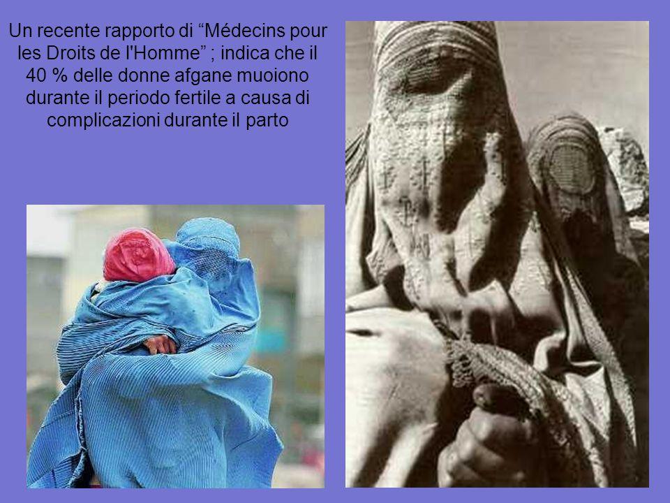 Nascre con il burka