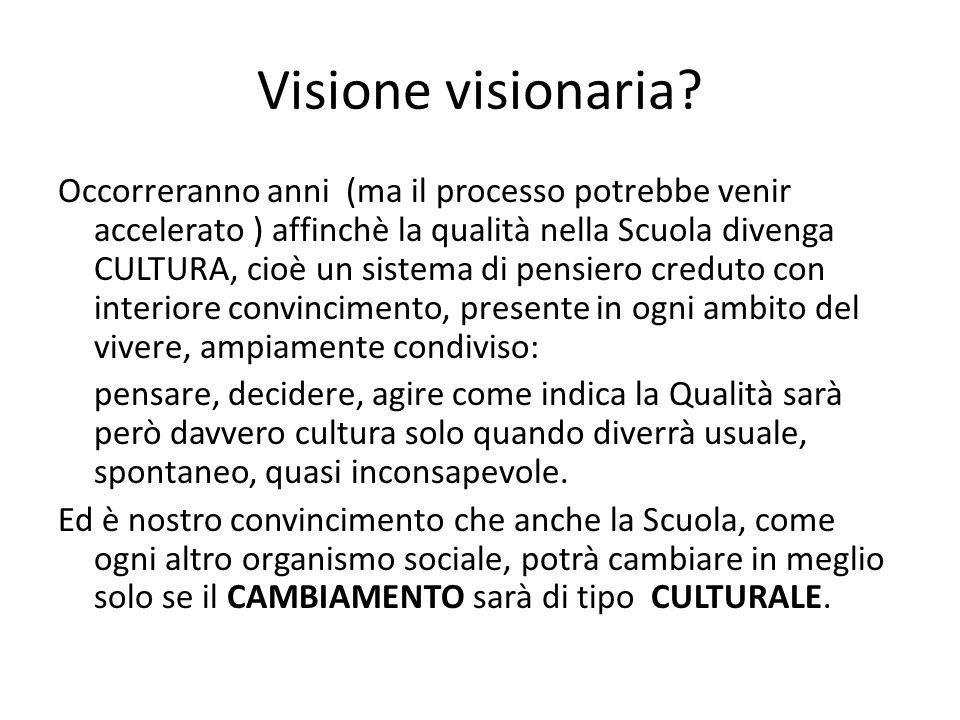 Visione visionaria.