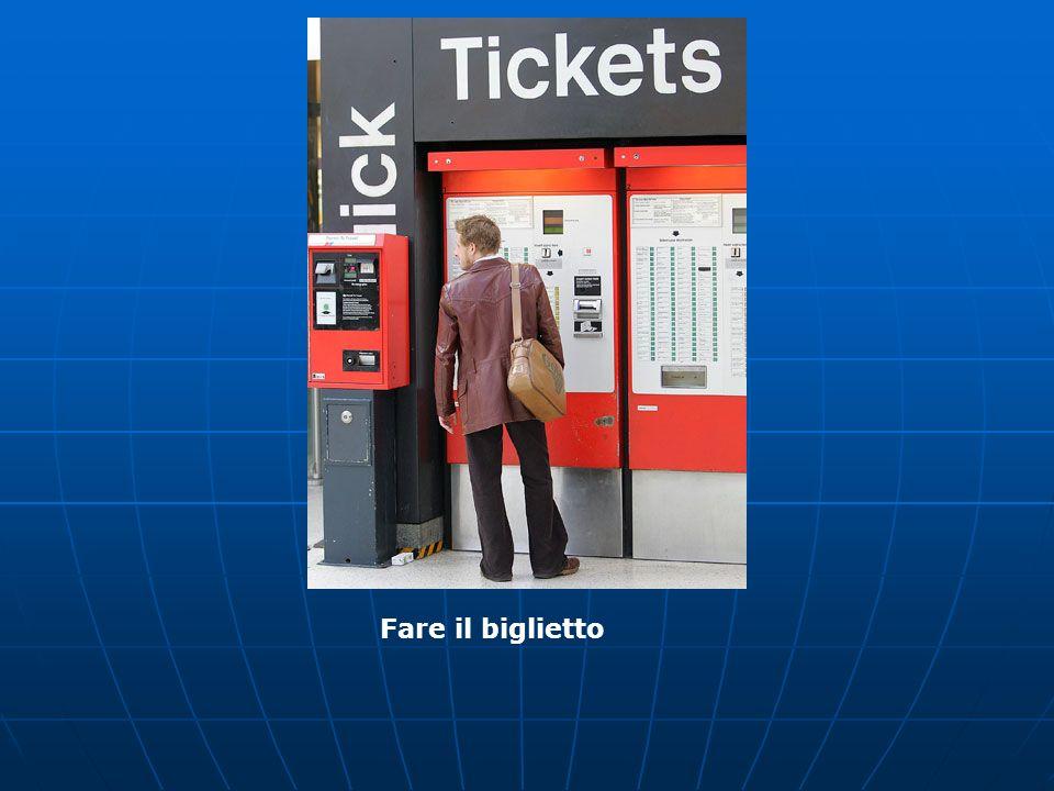 Fare il biglietto