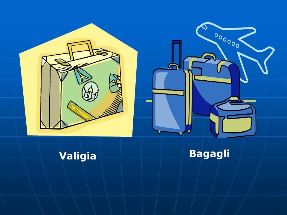 Valigia Bagagli