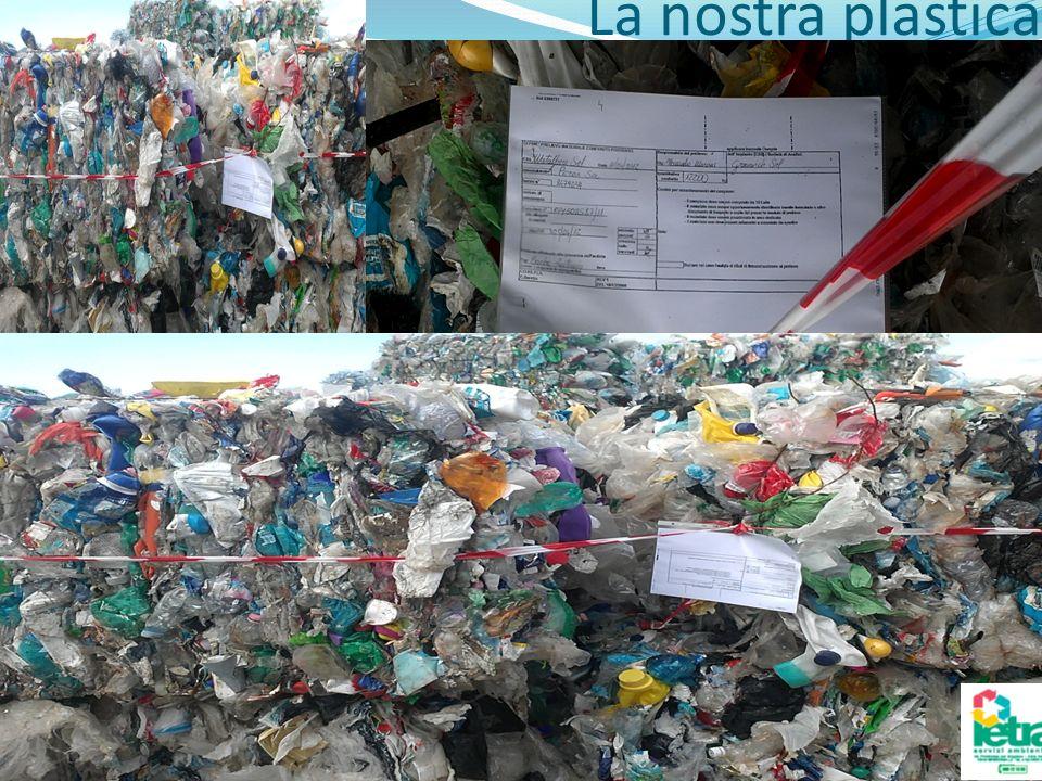 Dal 1 maggio vanno inseriti negli imballaggi in plastica anche bicchieri e piatti di plastica svuotati dai residui.