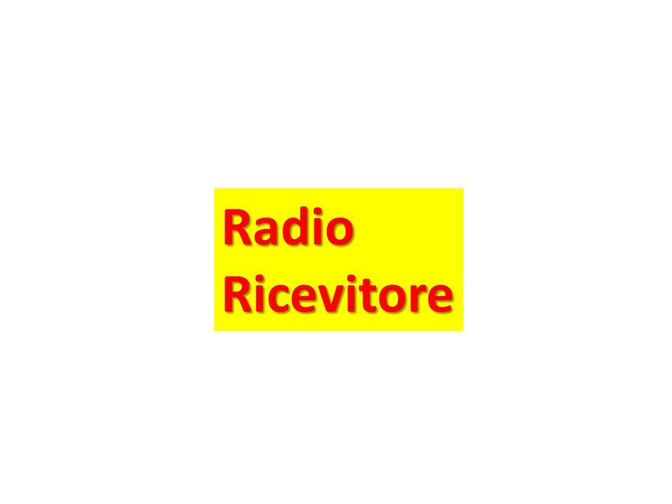 RadioRicevitore