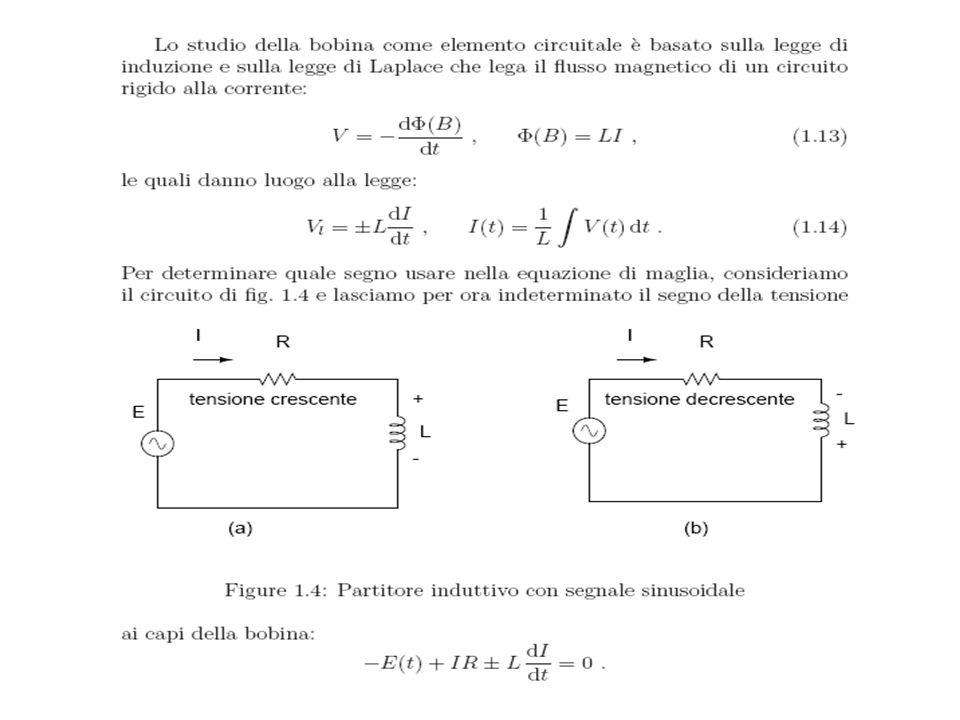 che è rappresentato dal seguente schema elettrico costituito da 2 circuiti accoppiati magneticamente: il circuito primario (1) ed il secondario (2).