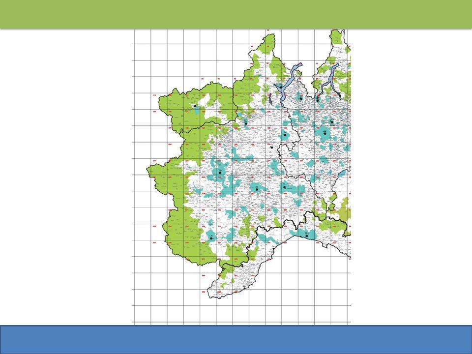 Lanalisi Nelle aree dove sono già presenti distributori stradali di metano: 3.