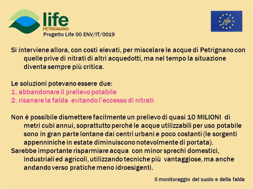 Le norme comunitarie e le leggi italiane oggi chiedono di più: GARANTIRE QUESTE RISORSE PER IL FUTURO E RISANARLE QUALORA SIANO DEGRADATE.
