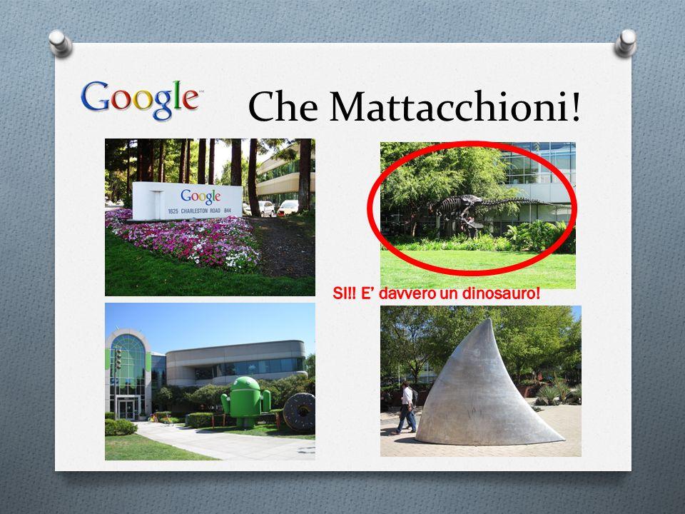 Che Mattacchioni!