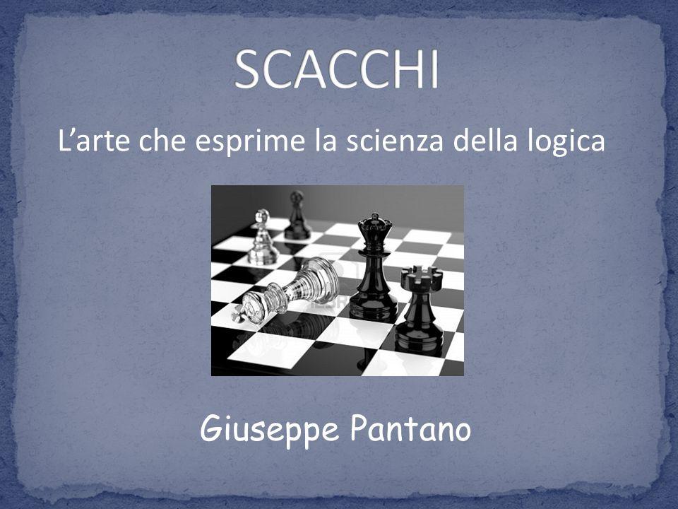 Larte che esprime la scienza della logica Giuseppe Pantano