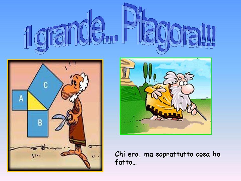 La chiarificazione della natura dei numeri si pose come domanda imprescindibile a Pitagora e ai suoi seguaci.