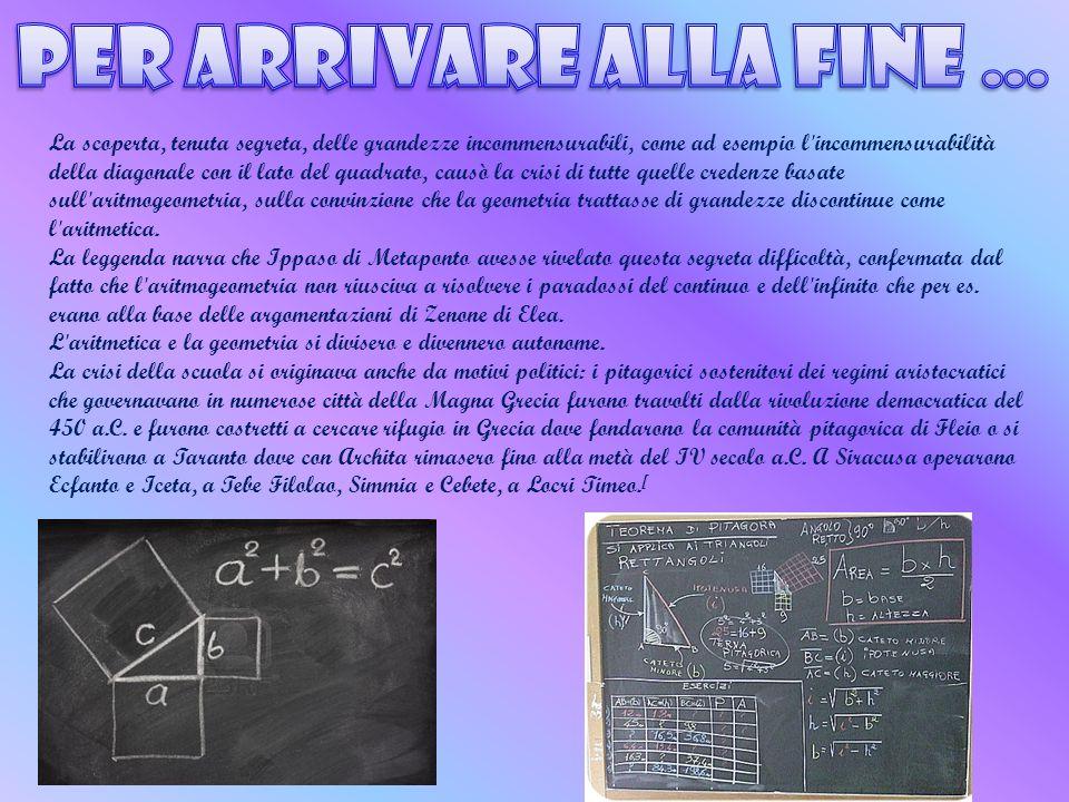 L'avanzata astronomia pitagorica è stata attribuita a Filolao di Crotone e Iceta di Siracusa i quali pensavano che al centro dell'universo vi fosse un