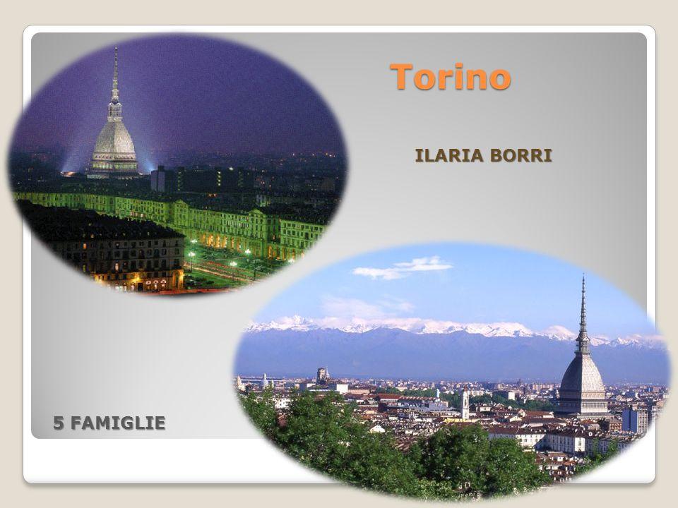 ILARIA BORRI Torino 5 FAMIGLIE