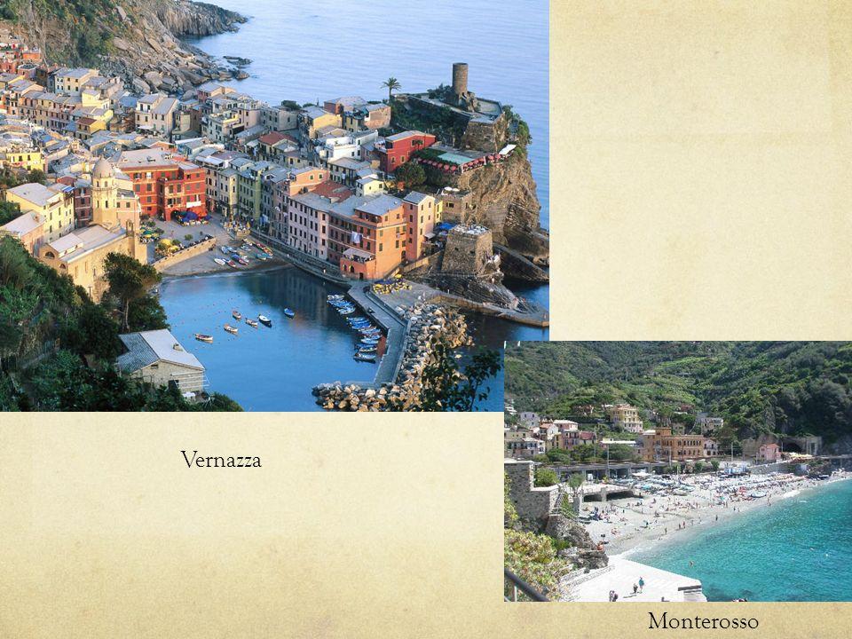 Monterosso Vernazza