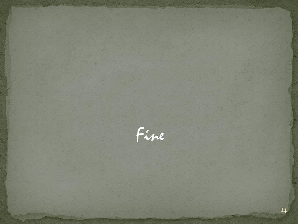 14 Fine