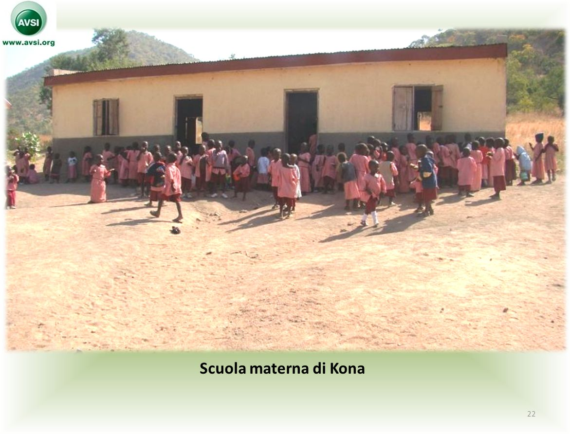 Scuola materna di Kona 22
