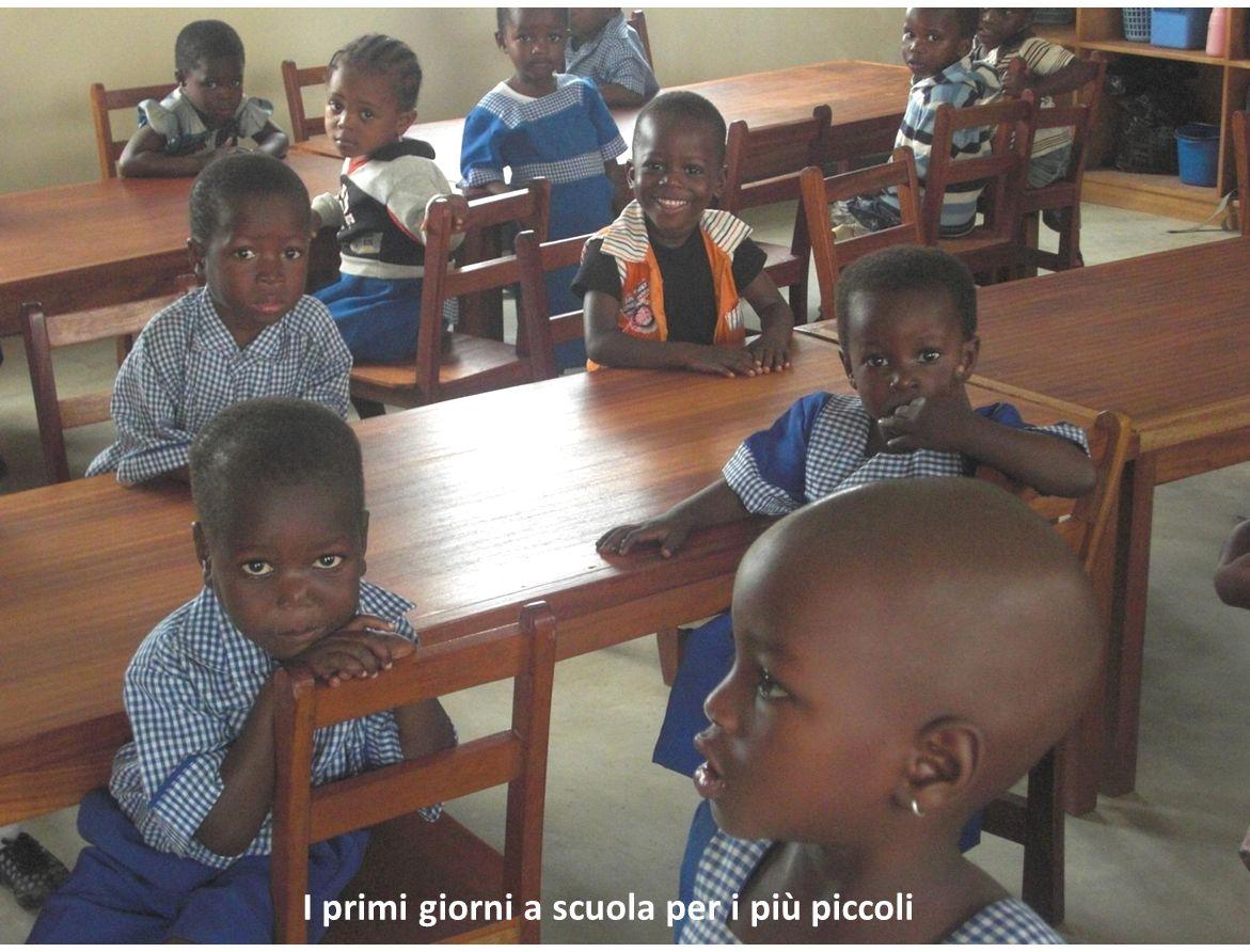 42 I primi giorni a scuola per i più piccoli