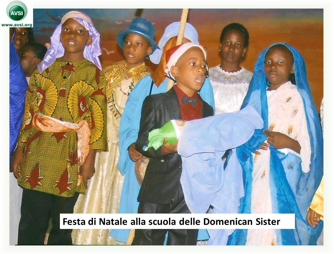 54 Festa di Natale alla scuola delle Domenican Sister