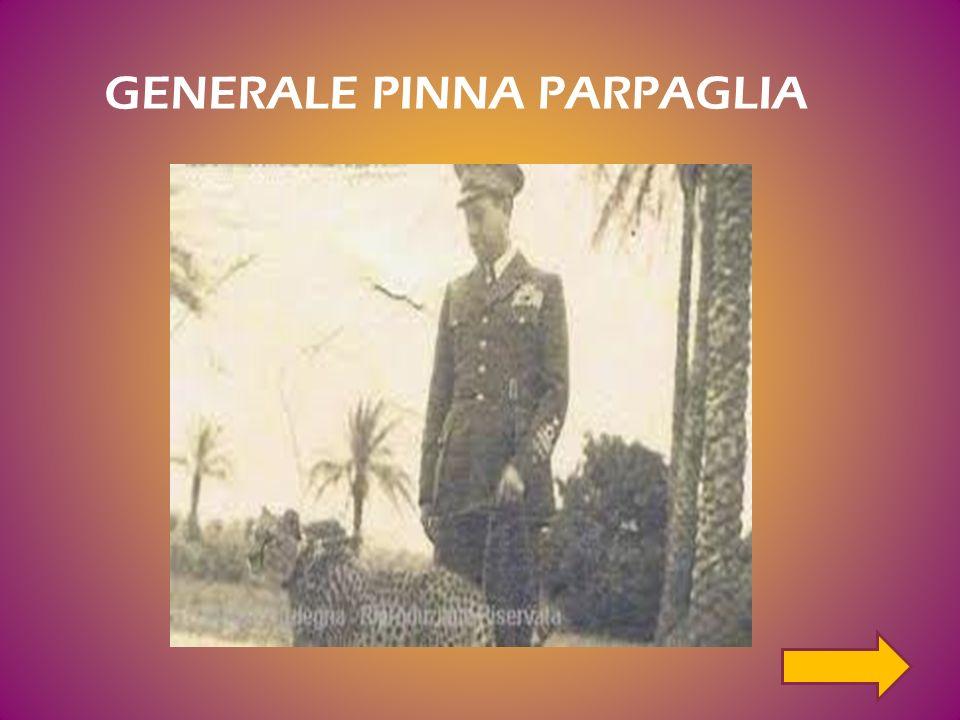 GENERALE PINNA PARPAGLIA