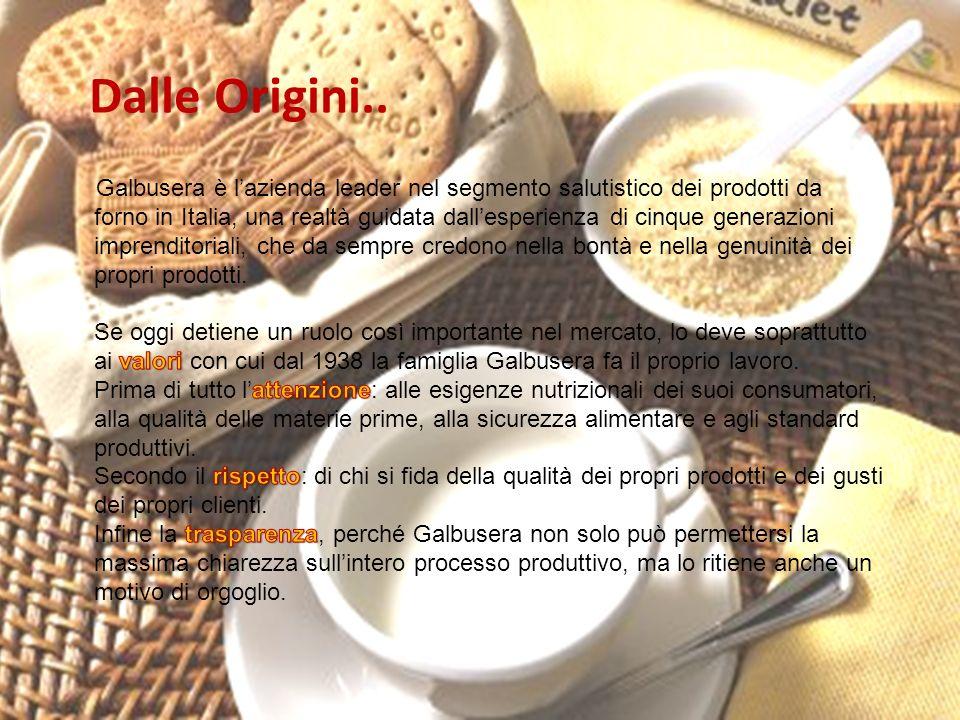 La Storia Nel 1938 viene aperto il primo caffè pasticceria a Morbegno (Sondrio), dove Ermete Galbusera produce paste e torte.