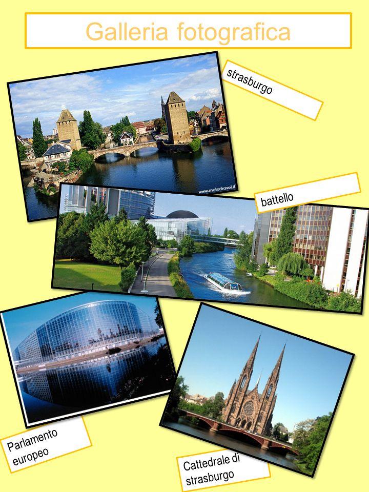 strasburgo P a r l a m e n t o e u r o p e o Cattedrale di strasburgo Galleria fotografica battello