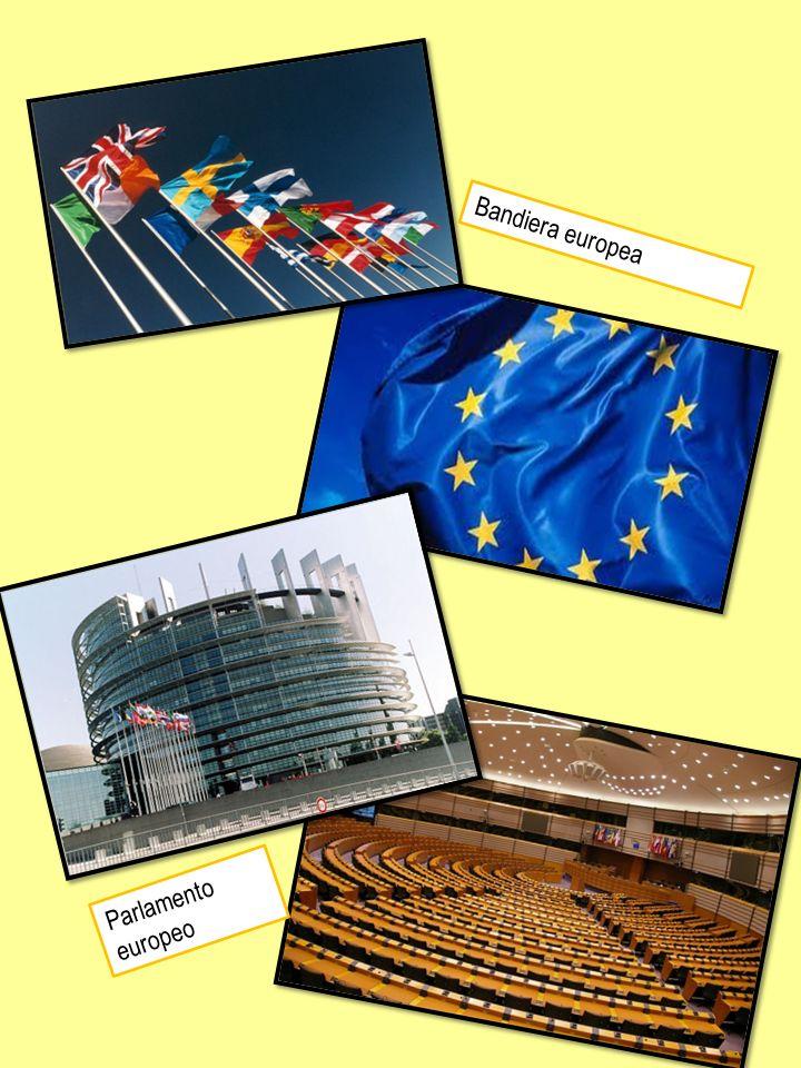 Bandiera europea Parlamento europeo