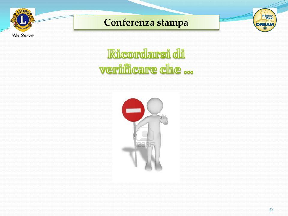 Conferenza stampa 35
