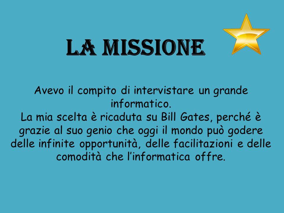 SIGNORE E SIGNORI VI PRESENTO … BILL GATES!