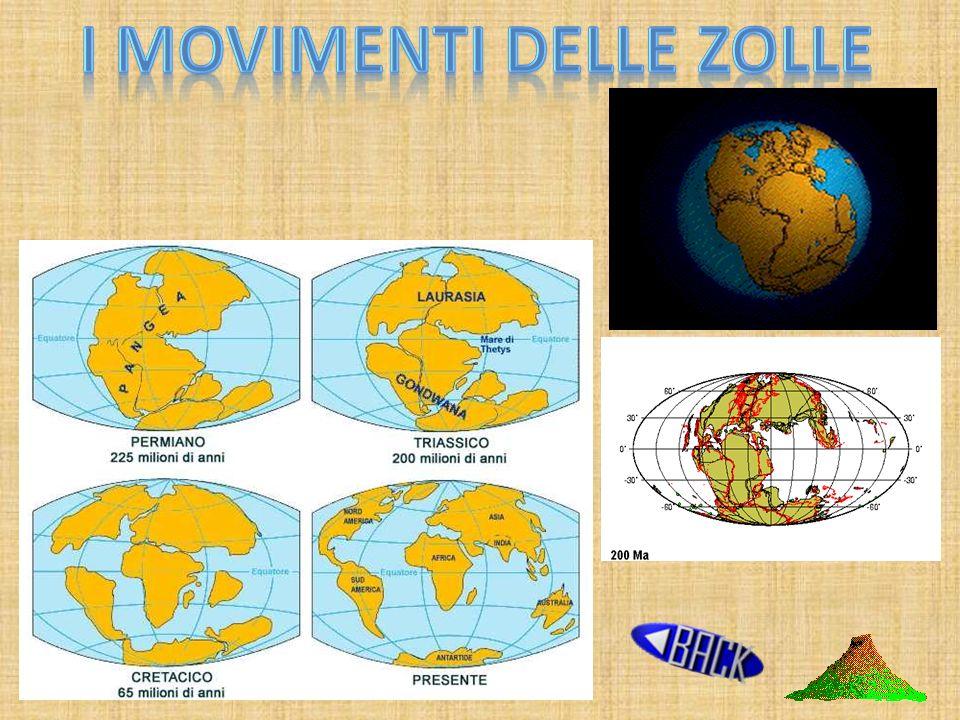 2.Chi formulò la teoria della deriva dei continenti.