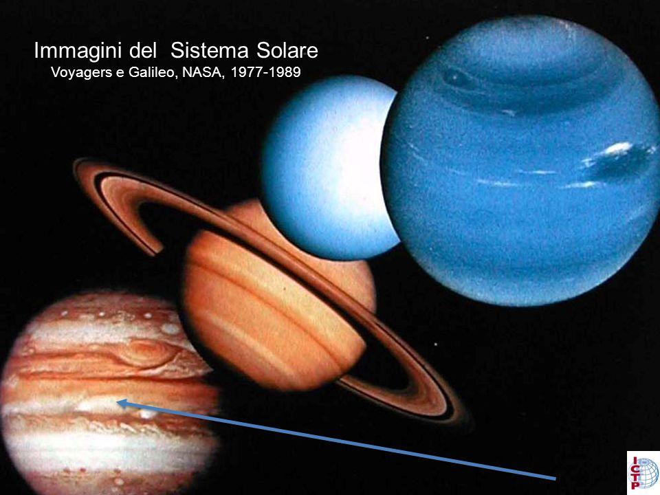 NASA, 1977-1989 Immagini del Sistema Solare Voyagers e Galileo, NASA, 1977-1989