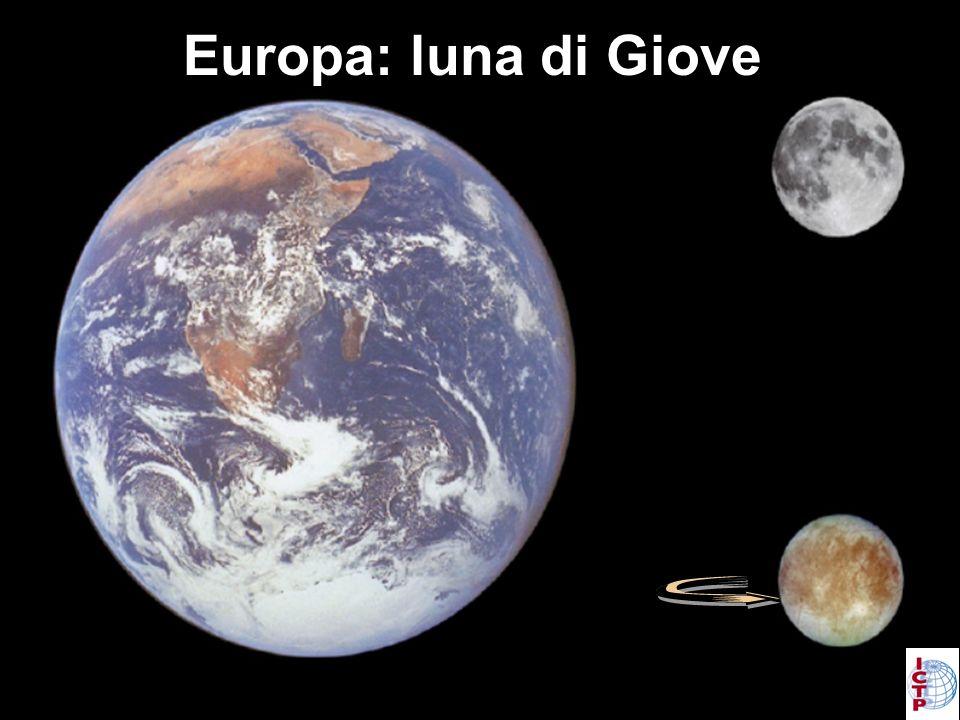 Europa: luna di Giove
