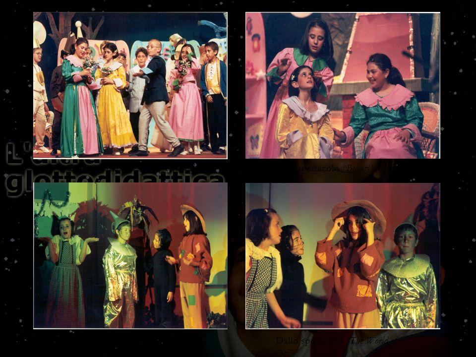 Dallo spettacolo Beautys World Dallo spettacolo The World of Oz