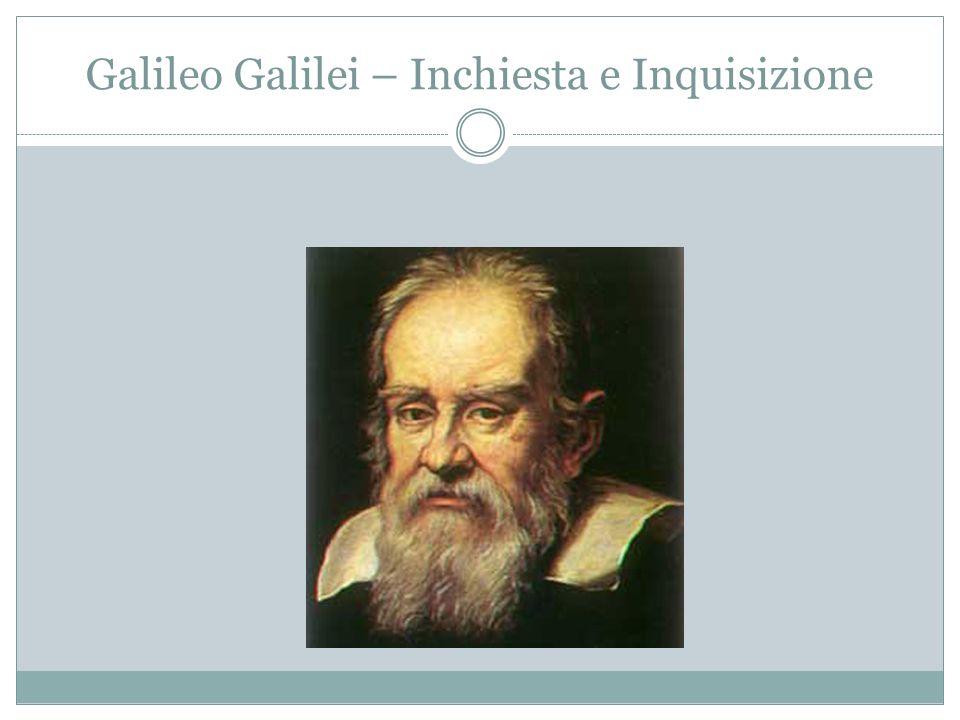 IL BREVETTO Lo scopo di questo corso e` di indagare: Chi era Galileo Galilei.