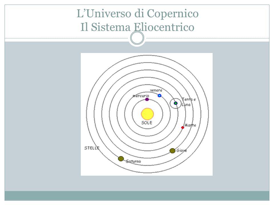 LUniverso di Aristotele Il Sistema Geocentrico