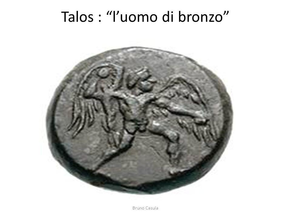 Talos : luomo di bronzo Bruno Casula