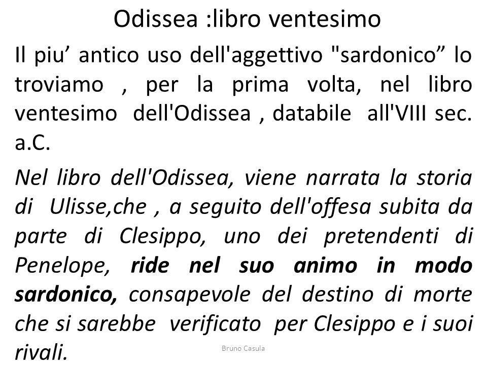 Le maschere ghignanti Sono state ritrovate in Sardegna due maschere ghignanti a Tharros ed un altra a San Sperate.