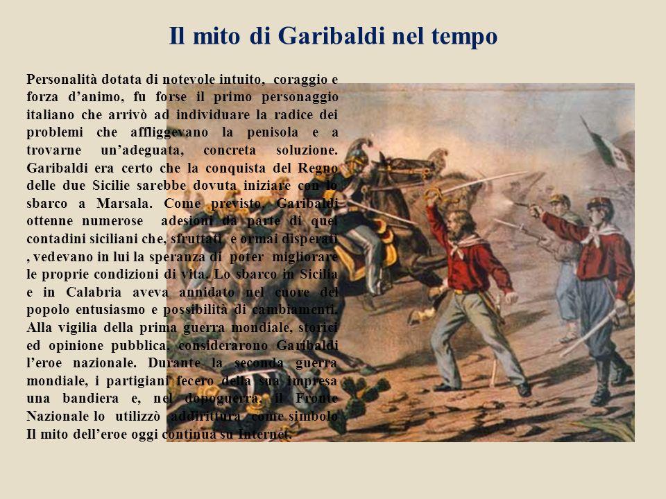 Personalità dotata di notevole intuito, coraggio e forza danimo, fu forse il primo personaggio italiano che arrivò ad individuare la radice dei proble