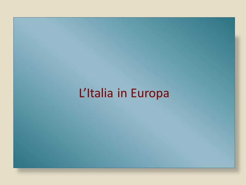 LItalia in Europa