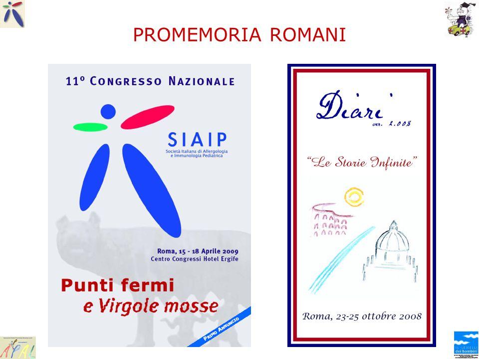 PROMEMORIA ROMANI