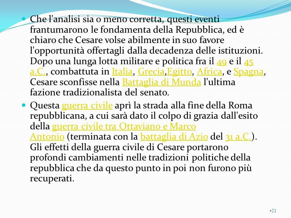 Pompeo e Crasso L AVVENTO E LA SIGNORIA DI P OMPEO (79-48 a.C.) Figlio di Gneo Pompeo Strabone, signore del Piceno durante la guerra sociale, Pompeo ereditò unimportante clientela dal padre, poi scelse il campo di Silla quando costui sbarcò a Brindisi.