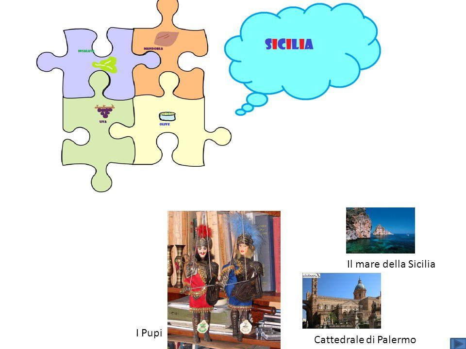 Cattedrale di Palermo I Pupi Il mare della Sicilia