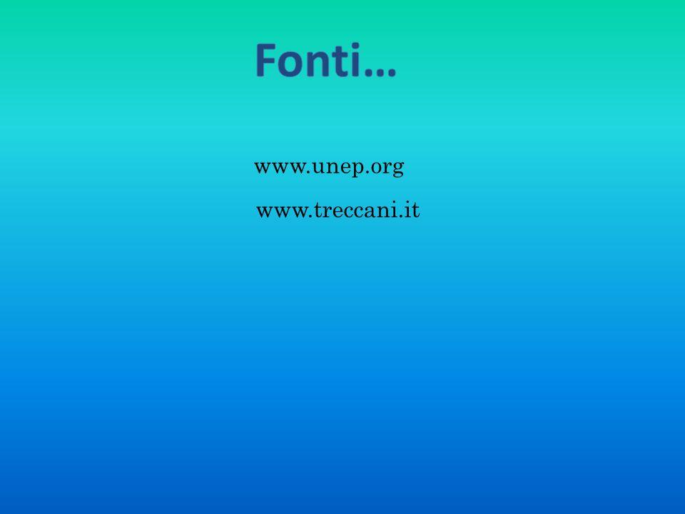 www.unep.org www.treccani.it