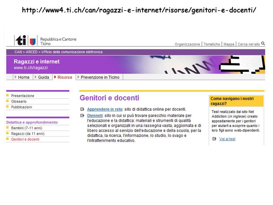 http://www4.ti.ch/can/ragazzi-e-internet/risorse/genitori-e-docenti/